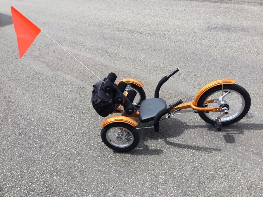 COLIBRIUS spécialiste en mobilité, tricycles pour PMR et